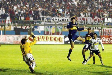 Colo Colo, Everton