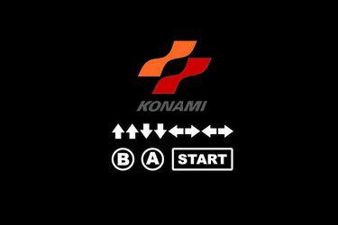 ↑ ↑ ↓ ↓ ← → ← → B A: Ha muerto el creador del código Konami