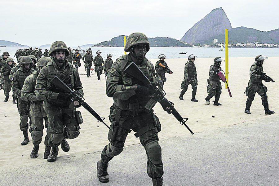 ejercito brasil