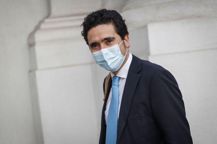 """Briones y acusación constitucional contra ministro de Pérez: """"Lo hablé con el senador Kast y acá hay un apoyo irrestricto al ministro del Interior"""""""