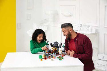 Lego presenta todos los sets de su colaboración con Super Mario Bros.