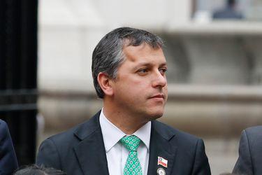 Intendente de O'Higgins renuncia al cargo para asumir un puesto en el Ministerio del Interior