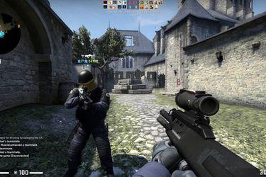 Más de 30 jugadores tramposos de Counter-Strike: Global Offensive fueron baneados por realizar apuestas