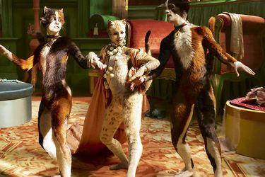 Razzie Awards: Cats lidera nominaciones al peor cine de 2019