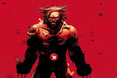Marvel Comics debutó el nuevo logo de Wolverine