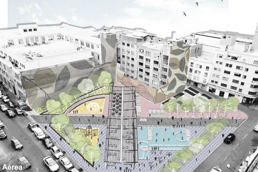 proyecto plaza 4