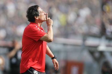 Disculpas públicas como estrategia: Colo Colo defiende a Salas de su ofensa a los hinchas