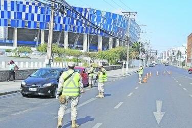 Antofagasta, la segunda región con más pacientes hospitalizados en la UCI