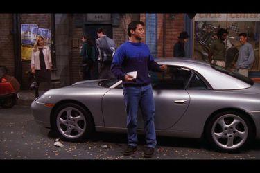 Friends 25 años: los autos más recordados de la histórica serie