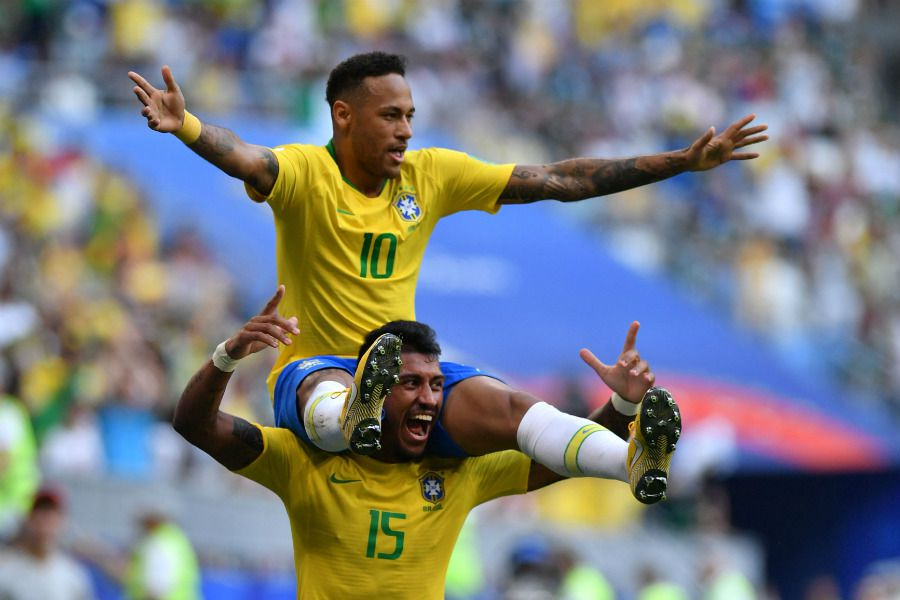 Neymar-Paulinho