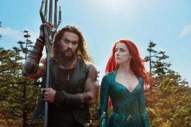 Johnny Depp habría intentado que Warner Bros reemplazara a Amber Heard en Aquaman