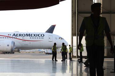 Aeroméxico inicia proceso voluntario de reestructuración financiera bajo el Capítulo 11 de la Ley de Quiebras de EE.UU.