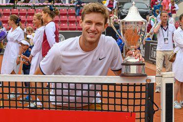 Jarry no defenderá su título en el ATP de Bastad: la organización no le dará una invitación