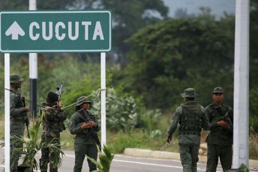 Embajadores de Juan Guaidó se reunirán el próximo 27 de abril en Colombia
