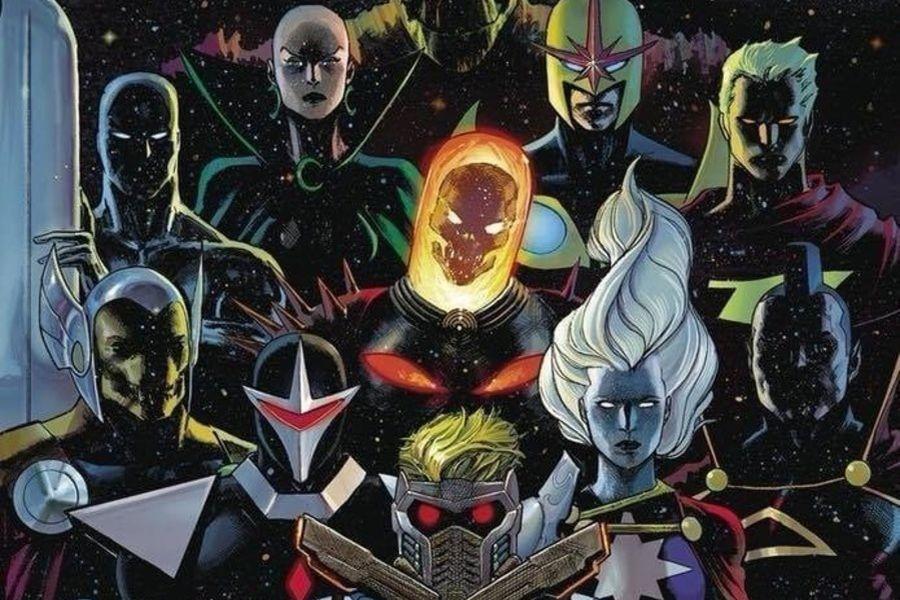 guardianes galaxia relanzamiento