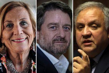 La batalla de los exministros por la Región Metropolitana