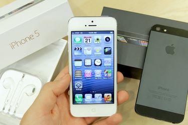 Los usuarios de iPhone 5 tendrán que actualizar obligatoriamente