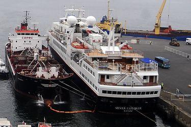 En medio de restricciones por la pandemia cruceros seguirían sin llegar a Chile este año