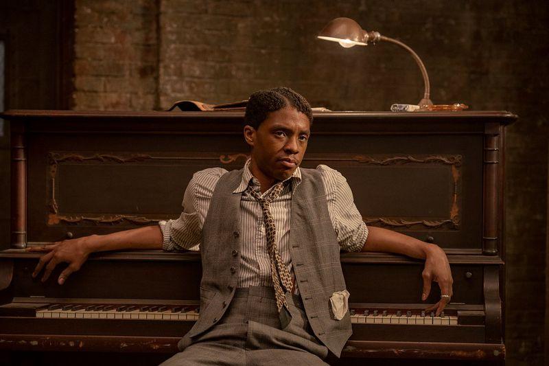 La Madre del Blues: el adiós de Chadwick Boseman según sus últimos compañeros - La Tercera
