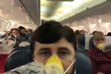 Minutos de angustia en vuelo luego que la tripulación olvidara presurizar la cabina