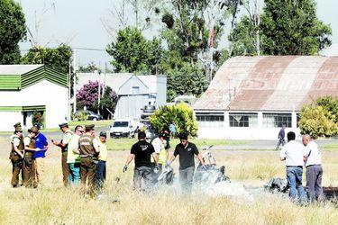 "Accidente de avioneta evidencia prácticas tipo ""Uber"" en Tobalaba"