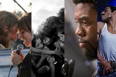 Dónde ver las nominadas a Mejor película de los Oscar 2019