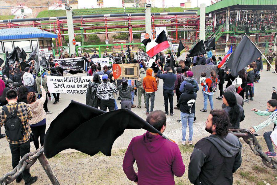 Imagen PROTESTA OXIQUIM (MARCELO BENITEZ) (42927999)
