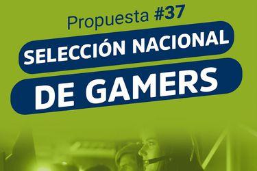 """El candidato Franco Parisi propone un """"Gamer Convention Center"""" y una selección nacional de gamers"""