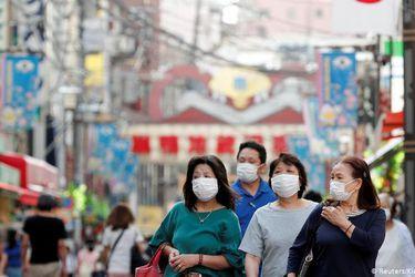 """Estado de emergencia en región japonesa de Okinawa por """"propagación explosiva"""" de Covid-19"""