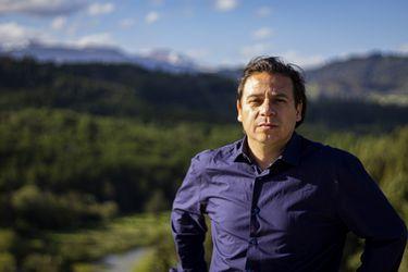 """Eleodoro Sanhueza, autor de Los ojos de la verdad: """"Nunca he tratado de lucrar ni menos de menoscabar la imagen de Nabila"""""""