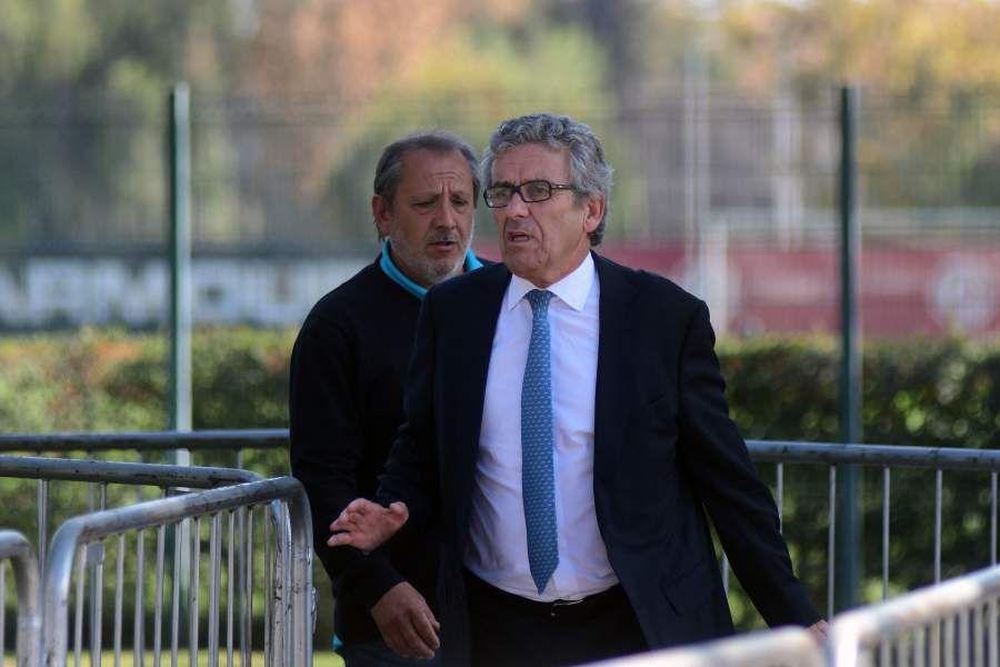 Leonidas Vial es uno de los controladores de la sociedad de inversiones Santana S.A. FOTO: SEBASTIAN BELTRAN GAETE/AGENCIAUNO
