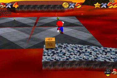 Solucionan glitch de Super Mario 64 tras 24 años