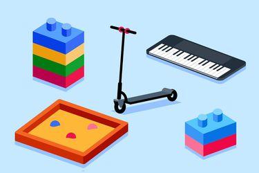 Los mejores regalos para niñas y niños entre 7 y 9 años