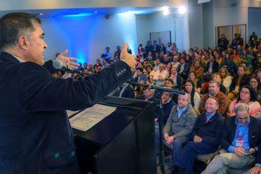 TALCA: Renovación Nacional realiza su Consejo General