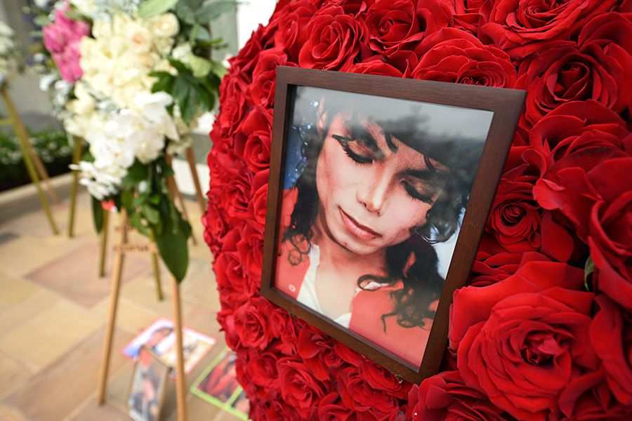 10th anniversary of Michael Jackson's death