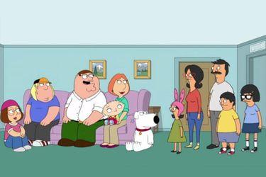 Tendremos Family Guy y Bob's Burgers hasta al menos el año 2023