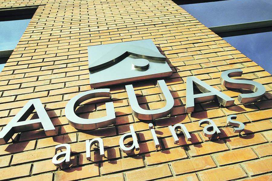Fachada Aguas Andinas