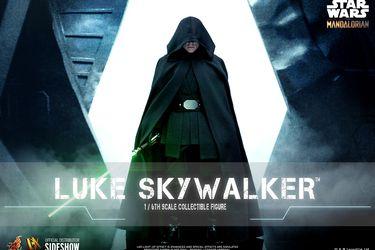 Hot Toys anuncia increíble figura del Luke Skywalker de The Mandalorian