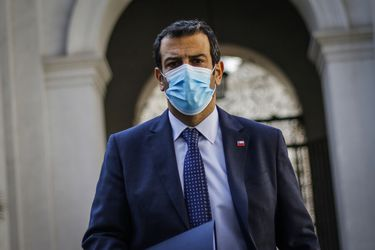 """Tercer retiro del 10%: Delgado llama a los partidos de Chile Vamos a """"legislar en el marco de la legalidad, institucionalidad y la Constitución"""""""