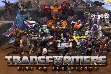 Transformers: Rise of the Beasts es el título de la próxima película que adaptará a Beast Wars