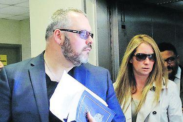 Presentaron solo dos testigos para juicio: Dávalos y Compagnon citan a suspendido fiscal Moya a declarar por su defensa