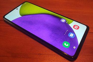 Samsung Galaxy A52: Un estándar para la gama media