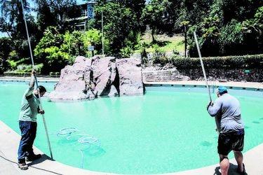 Piscina Tupahue abrirá en dos bloques horarios y con 140 personas por turno