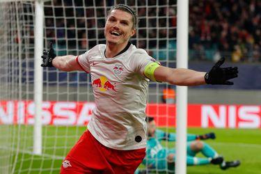 El Leipzig y el Atalanta avanzan a cuartos de final de la Champions