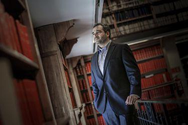 """Jaime Quintana: """"Si Piñera quiere seguir gobernando debe pasar a segunda línea y aceptar un parlamentarismo de facto"""""""