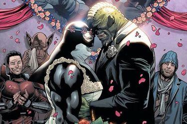 Killer Croc y Orca llegarán al altar en Injustice 2 #69