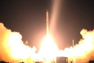 Israel envía al espacio un satélite espía capaz de transmitir imágenes en 8k