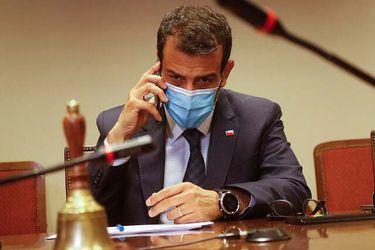 No suenan los teléfonos de la oposición: El flanco que Rodrigo Delgado mantiene abierto a dos semanas de su llegada a Interior