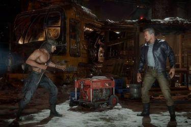 Rambo se enfrenta a Terminator en los nuevos tráilers para su llegada a Mortal Kombat 11