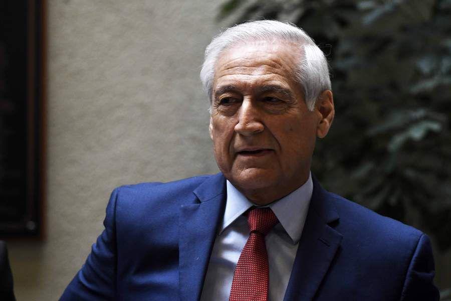 Heraldo Muñoz, presidente del PPD
